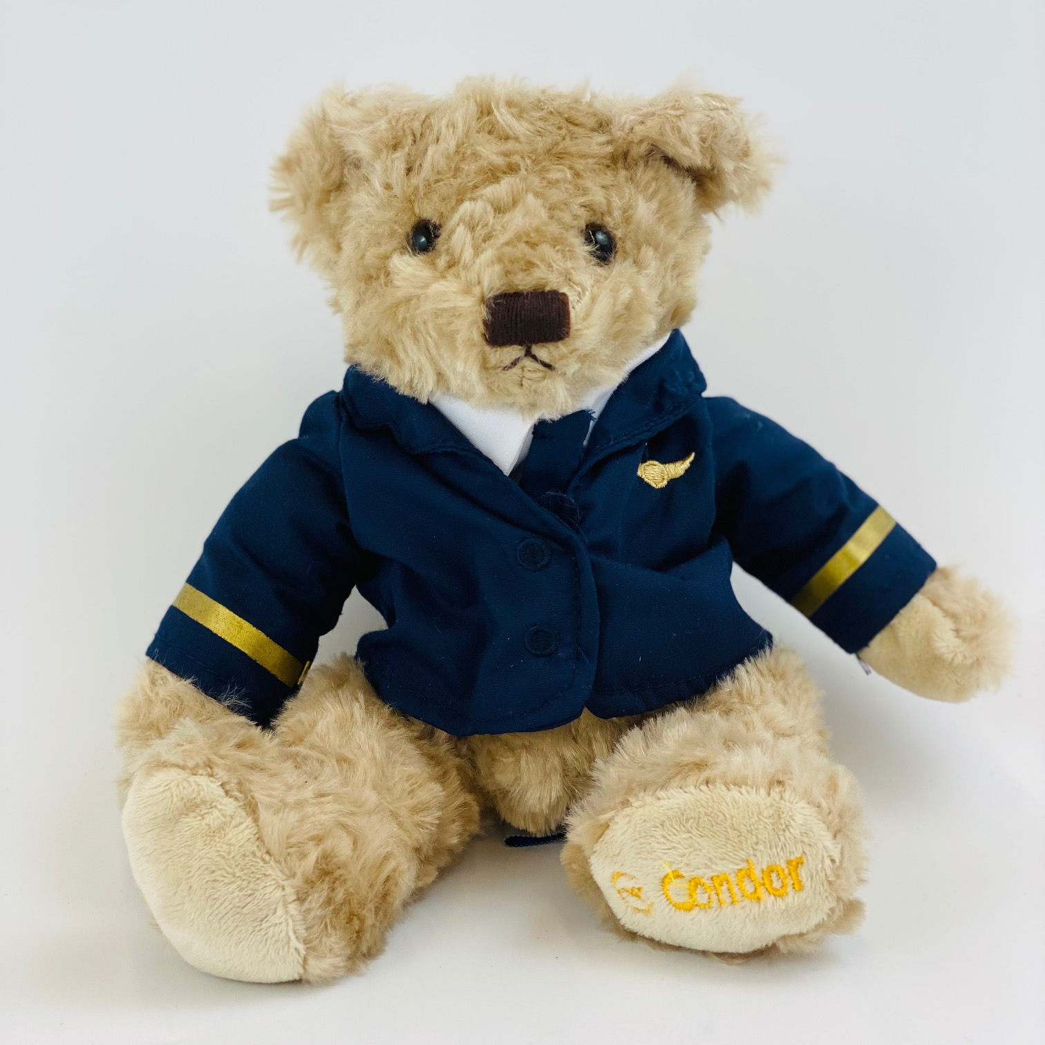 Steward-Teddybär in Condor Uniform
