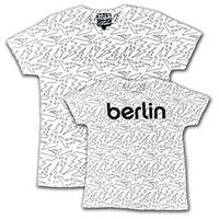 Design by Larry Tee: Tzuji-T-Shirt exclusiv für airberlin
