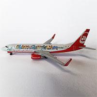airberlin Flugzeugmodell -Weihnachtsflieger 2014-