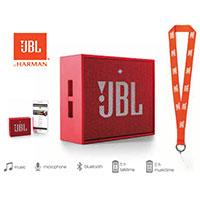 JBL GO Lautsprecher Rot