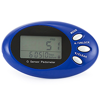 TRAVEL EASY Pedometer