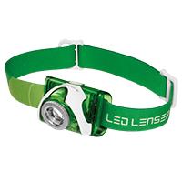 SEO 3 Stirnleuchte -LED Lenser- - grün