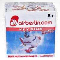 airberlin Fun Plane Schlüsselanhänger