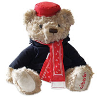 Teddy Stewardess airberlin