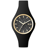 Ice Watch - Glitter Black -