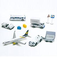 Condor Airport Set mit Herz