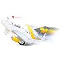 Condor Flugzeug mit Sound