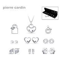 PIERRE CARDIN Ohrringeset in Silber