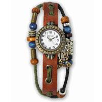 Hippie Chic Damen-Armbanduhr