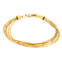 Andrè Piasso Armband gold