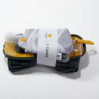 Condor faltbare Einkaufstasche inkl. Reiseset