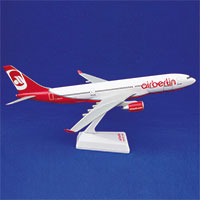 airberlin Flugzeugmodelle