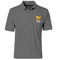 Thomas Cook Poloshirt