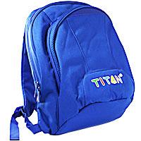 Rucksack Kindertasche Titaniumblau