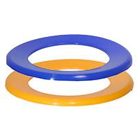 Frisbee mit Loch