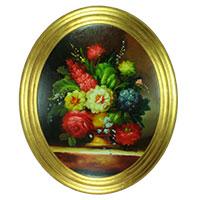 Der Blumenstrauß – eine hinreißend gemalte Blumenpracht