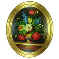 Das Bouquet – ein hinreißend gemalter Blumenstrauß