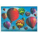 3D-Karte Ballons