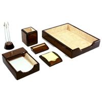 6-teiliges Schreibtisch-Set