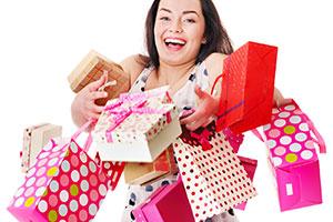 Geschenkpapier & Verpackungen