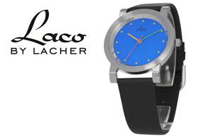 Logo und Artikel von Laco by Lacher