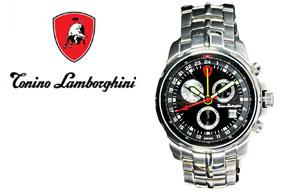 Logo und Artikel von Lamborghini