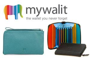 Logo und Artikel von mywalit