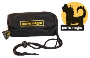 Logo und Artikel von perro negro