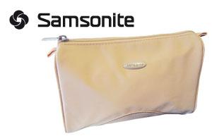 Logo und Artikel von Samsonite