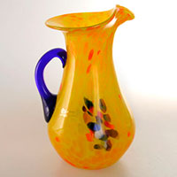 LAFIORE Asa Orange Jug