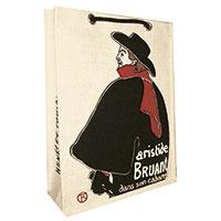 Künstlertasche - Aristide Bruant -