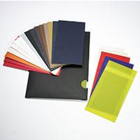Exklusives Schreibpapier -perro negro- in diversen Farben