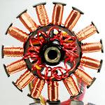 Ring - Elektro-Sonne -