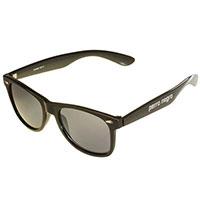 perro negro Sonnenbrille