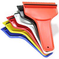 Eiskratzer (kurzer Griff) in diversen Farben