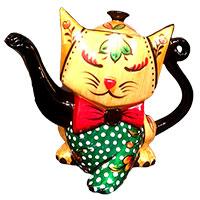Designkanne - Katze - von Jameson & Tailor