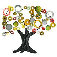 Wandrelief Lebensbaum