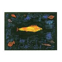 Paul Klee -Der Goldfisch-