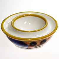 Keramik-Eierbecher -Round-