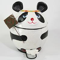 Papierkorb Panda