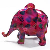 Spardose Elefant - pink