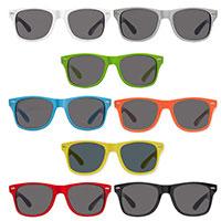 Sonnenbrille in acht coolen Farben