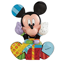 BRITTO: Mickey Mouse am Geburtstag
