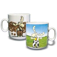 Lasse Sammeltassen-Set Kaffee & Milch