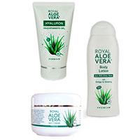 Aloe Vera 3er-Pflege-Set