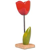 Blumenskulptur -Tulpe-