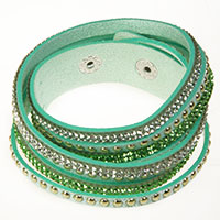 Mintfarbenes Armband -Queen-