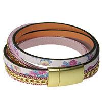 Roséfarbenes Armband -Asia-