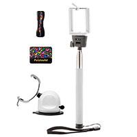 Für Ihr Handy: Smart Strap, Digicleaner, Selfie-Stick, Handyhalterung