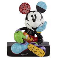 Minifigur Sitting Mickey Mouse